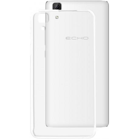 Coque Echo Smart 4G rigide transparente