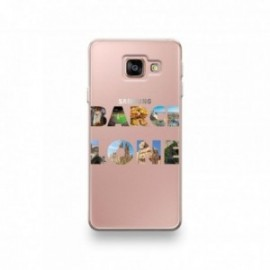 Coque Wiko Tommy 3 motif Barcelone