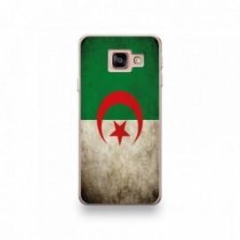 Coque Wiko Tommy 3 motif Drapeau Algérie Vintage