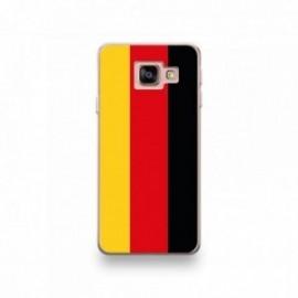 Coque Wiko Tommy 3 motif Drapeau Allemagne