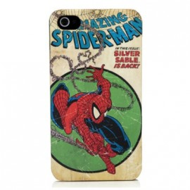 Coque iphone 4 / 4S Amazing Spiderman