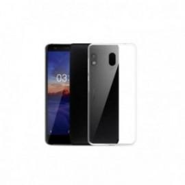 Coque pour Nokia 3,1 silicone transparente