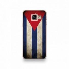 Coque Xiaomi Redmi Note 3 motif Drapeau Cuba Vintage