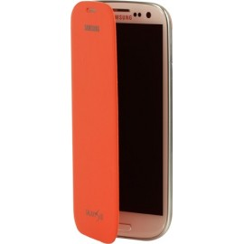 Etui Galaxy S3 I9300 Samsung EFC-1G6FO orange