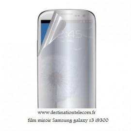 Film Miroir Samsung i9300 Galaxy S3
