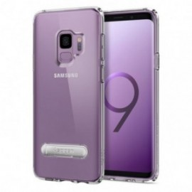 Coque Galaxy S9 Spigen Ultra Hybrid S transparent