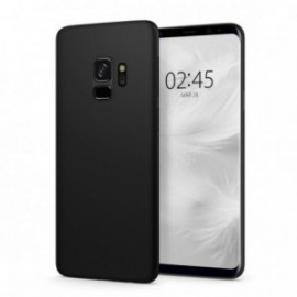 Coque Galaxy S9 Spigen Air Skin noir