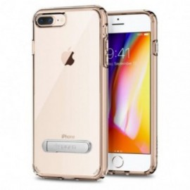 Coque iPhone 7 Plus / 8 Plus Spigen Ultra Hybrid S transparent