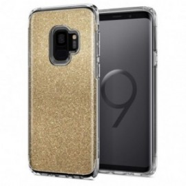 Coque Galaxy S9 Spigen Slim Armor Glitter or