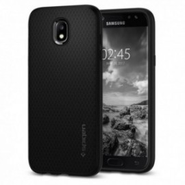Coque Galaxy J5 2017 Spigen Liquir Air noir