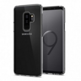 Coque Galaxy S9 Plus Spigen Thin Fit transparent