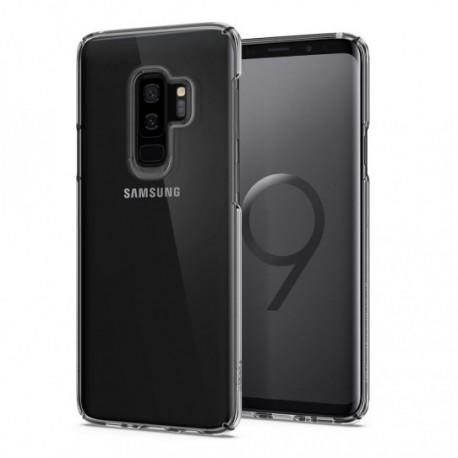 Coque Galaxy S9 Plus Spigen Thin Fit transparent