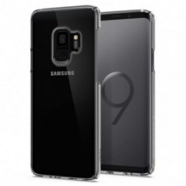 Coque Galaxy S9 Spigen Thin Fit transparent