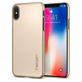 Coque Iphone X Spigen Thin Fit or