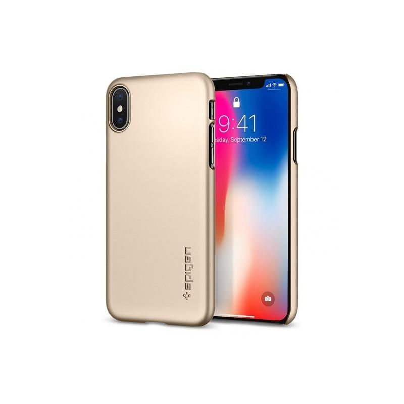 coque iphone xr spigen thin fit
