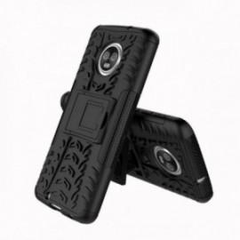 Coque Motorola G6 Anti choc noire