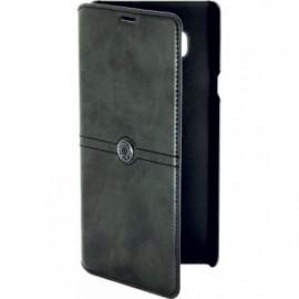 Etui Samsung Galaxy Note 9 N960 Folio Faconnable noir