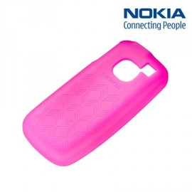 Coque Nokia C1-01 rose origine