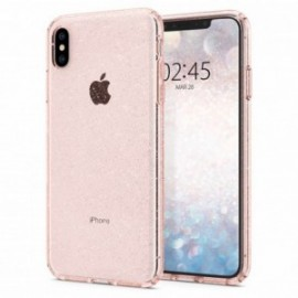 iphone xs coque rose