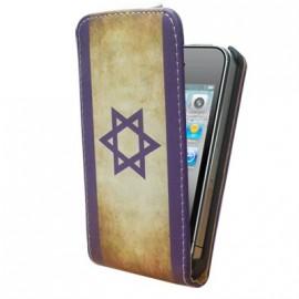 Etui iphone 4 et 4s Israel Vintage
