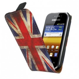 Etui Samsung Galaxy Y S5360 UK Vintage
