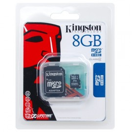 Kingston Micro SD 8Go