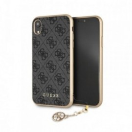 Coque Iphone XS MAX Guess 4g marron