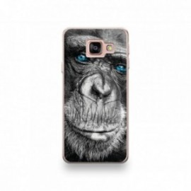 Coque Xiaomi Redmi 5 Plus motif Gorille aux Yeux Bleus