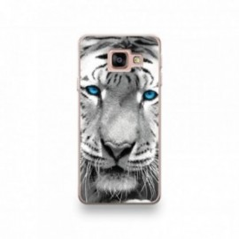 Coque Xiaomi Redmi 5 Plus motif Tigre aux Yeux Bleus