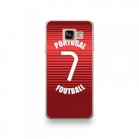 Coque Xiaomi REDMI 4X motif Joueur De Foot Portugal 7