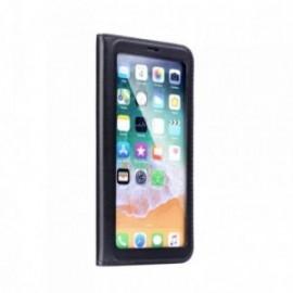 Etui Iphone 7/8 folio noir écran protégé