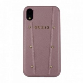 Coque Iphone XR 6,1'' Guess Kaia rose