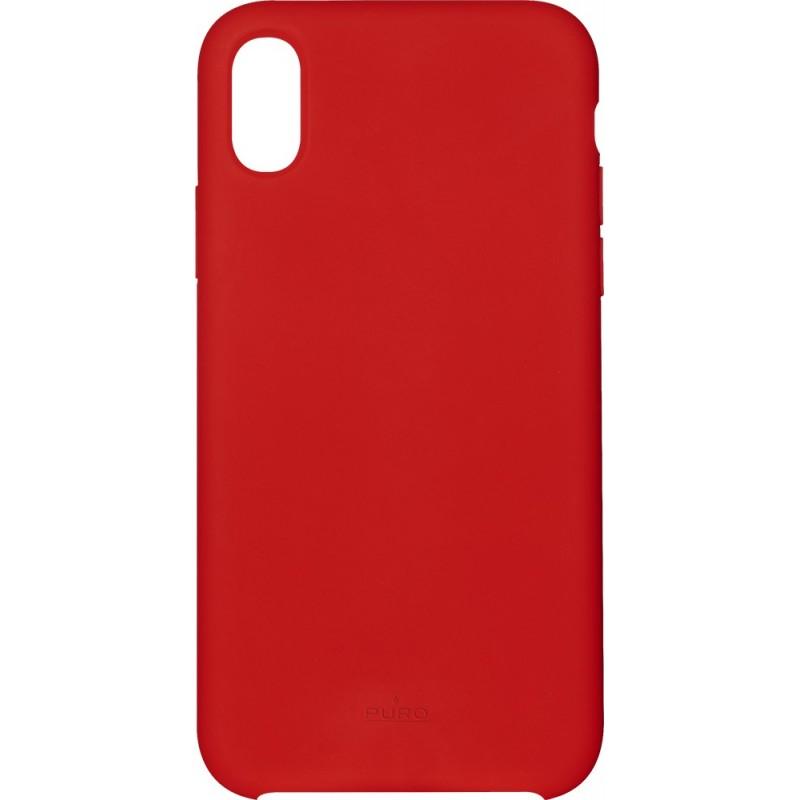 coque rigide iphone xr rouge