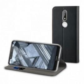Etui Nokia 7.1 folio stand noir