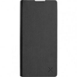 Etui folio noir pour Sony Xperia XA2 Plus