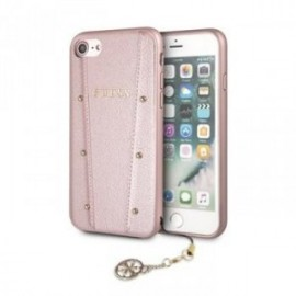 Coque Iphone 7/8 Guess Kaïa Rose or
