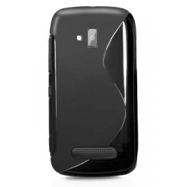 Coque Nokia Lumia 610 sline noire