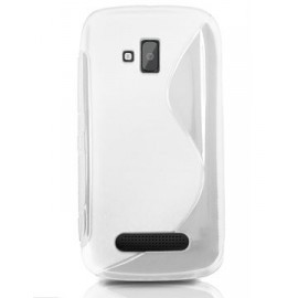 Coque Nokia Lumia 610 sline blanche