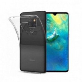 Coque Huawei Mate 20 silicone transparente