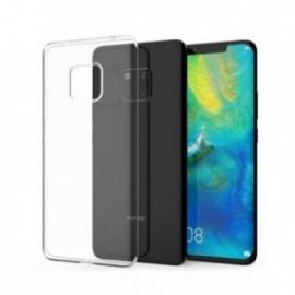 Coque Huawei Mate 20 Pro silicone transparente