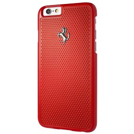 Coque iphone 6 / 6s Ferrari rouge