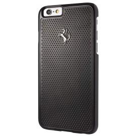 Coque iphone 6 / 6s Ferrari noire