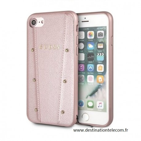 Coque Iphone 8 Guess Kaia rose