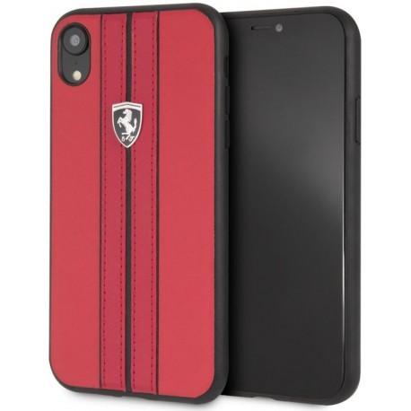 Coque iphone XR Ferrari Off Track Rouge