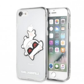 Coque Iphone 7 Karl Lagerfeld Fun Eaten Apple