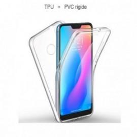 Coque pour Xiaomi MI 8 protection complète 360 ° transparente