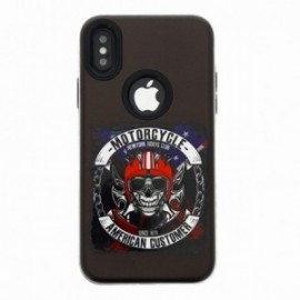 Coque pour Iphone X/XS Motorcycle