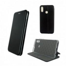 Housse pour Huawei P Smart 2019 Folio business noir