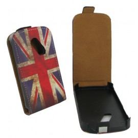 Etui Samsung Chat 335 s3350 UK vintage