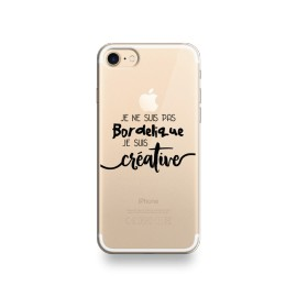 Coque iphone 6 / 6s bordélique créative